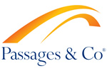 Passages & Co Logo
